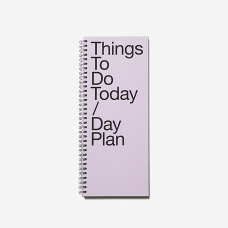 Things to Do by Marjolein Delhaas -Lavender