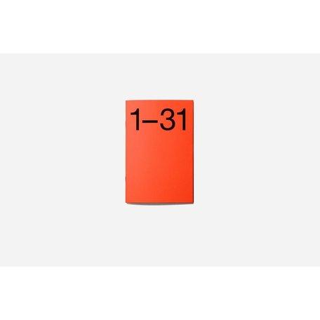 Journal 31 Pack/3 by Marjolein Delhaas -Mandarin