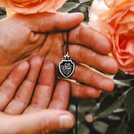 June Rose Pendant