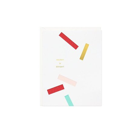 Merry & Bright Card Box/6