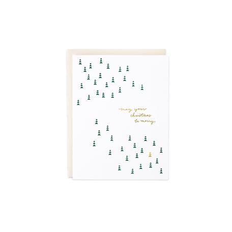Christmas Be Merry Card Box/6