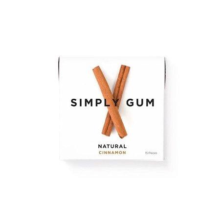Cinnamon Chewing Gum