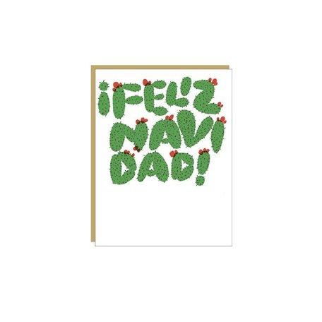Feliz Navidad Cactus Card Box/6
