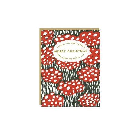 Good Luck Christmas Card Box/6