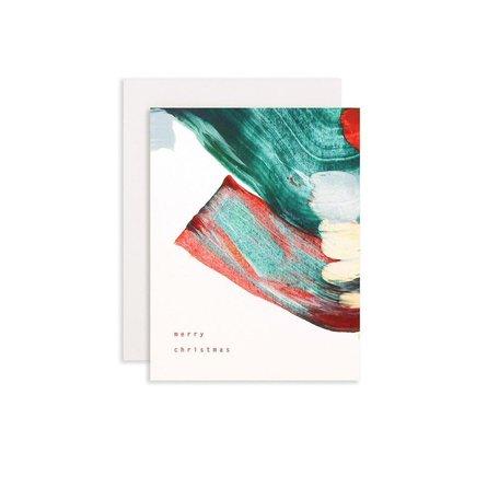 Christmas Swirl Card Box/6
