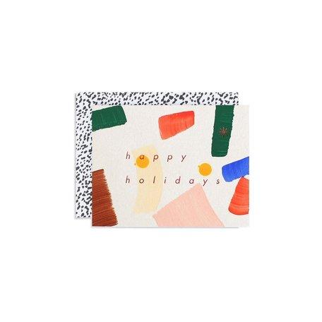 Holiday Confetti Card Box/6