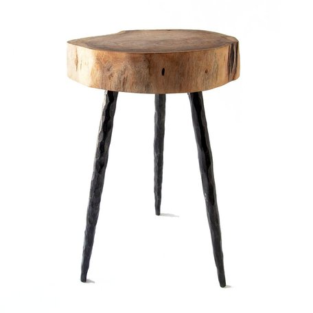 Terra Side Table/Stool