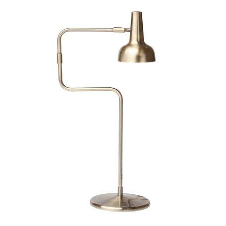 Emmett Table Lamp -Antique Brass