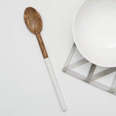 Long Spoon -White