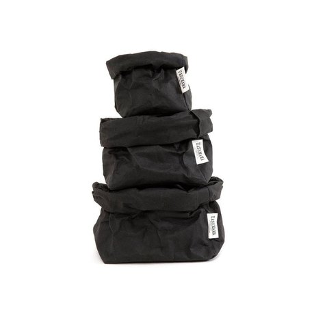 Paper Bag -Black