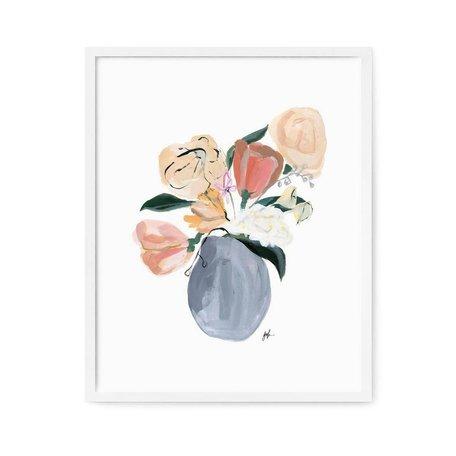"Bouquet II Print -8x10"""