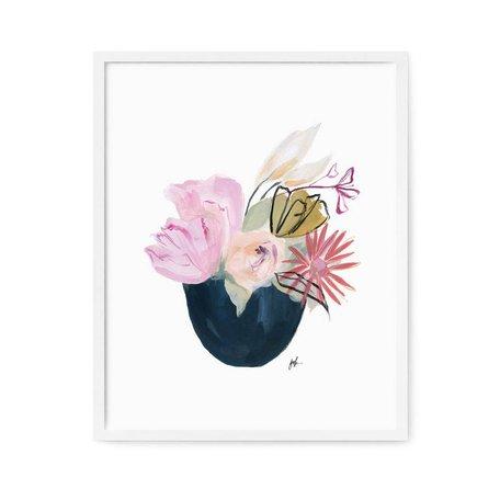 "Bouquet V Print -8x10"""