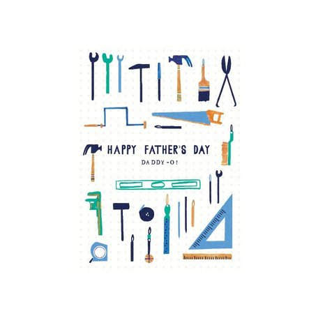 Grab the Hammer Father's Day Card