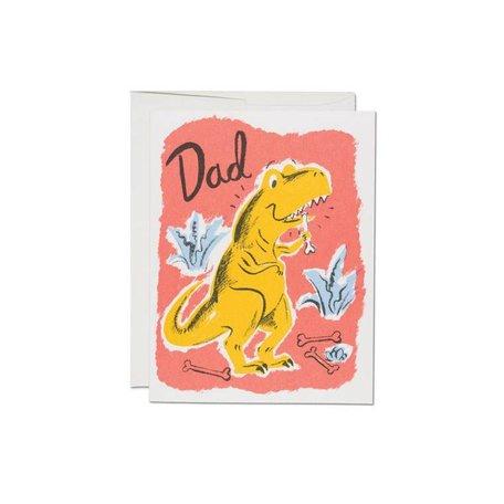 Dinosaur Dad Card