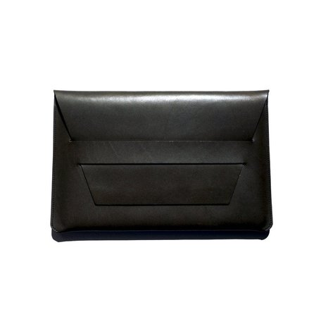 Portfolio Laptop Case -Black 14x9""
