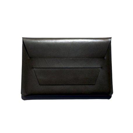 "Portfolio Laptop Case -Black 14x9"""