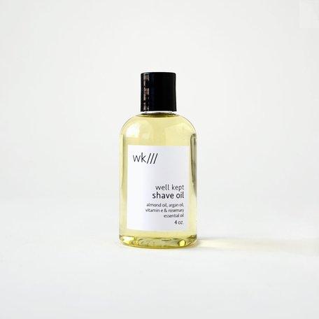 Shave Oil 4oz