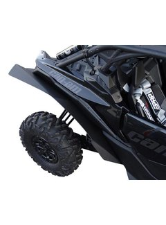 Mudbuster Fender Extensions - Can-Am X3 RS (XL Fenders)