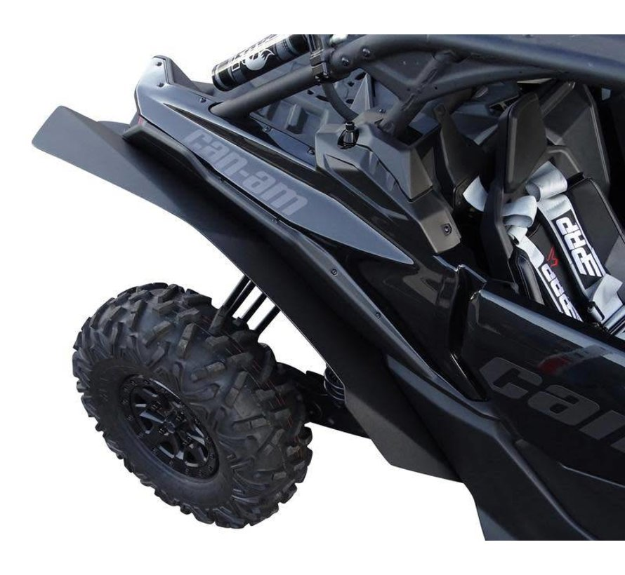 Fender Extensions - Can-Am X3 RS (XL Fenders)