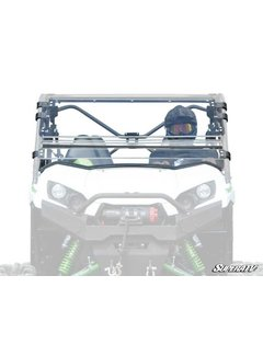 SuperATV Kawasaki Teryx 750 / 800 Scratch Resistant Flip Windshield
