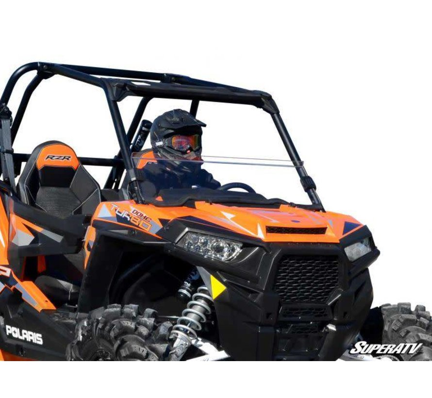 Polaris RZR 900 & 1000 Series Half Windshield