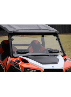 Seizmik Full Vented Windshield for Polaris General