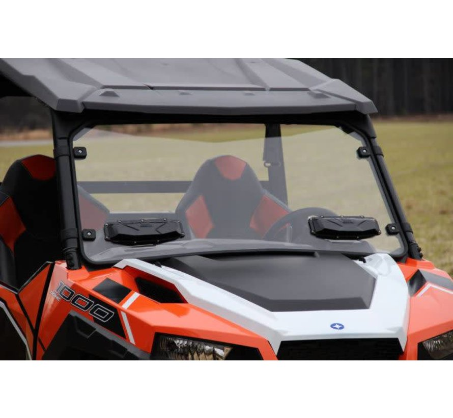 Full Vented Windshield for Polaris General