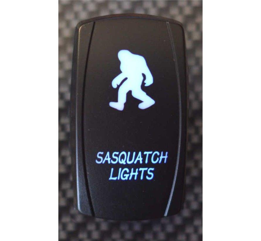 WLO - Switch / 5 -  Saquatch  - Blue