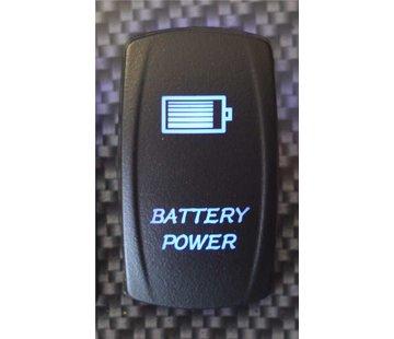 WLO - Rocker Switch / 5 - Battery Power