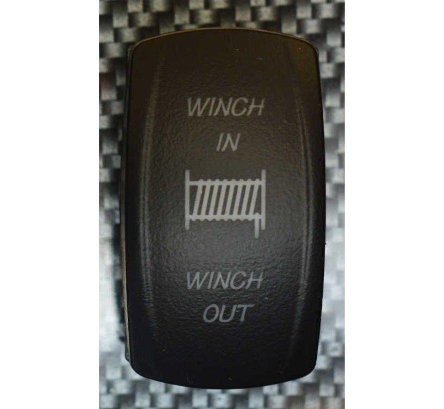WLO - Winch Switch / 7  - Blue