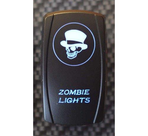 WLO - Switch / 5 -  Zombie  Top Hat - Blue