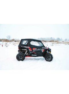 Polaris Full Cab Notch Back Enclosures