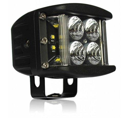 40 Watt Side Shooter LED Pod Light (Each)