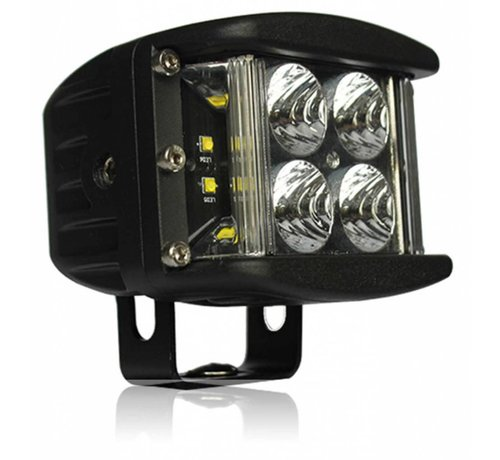 40 Watt Side Shooter LED Pod Light (Pair)