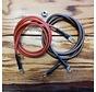 8 AWG RED & BLACK Crimped / Sealed Fuse Box & Ground Jumper Kit (5' ea.)