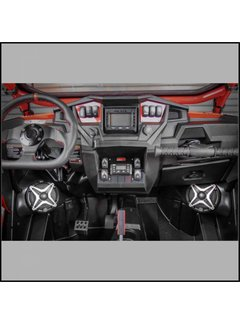 SSV Works SSV Works  - RZR Front Speaker Pods Unloaded (Pair)