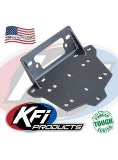 KFI Winch Winch Mounting Plate - CanAm Maverick (101055)