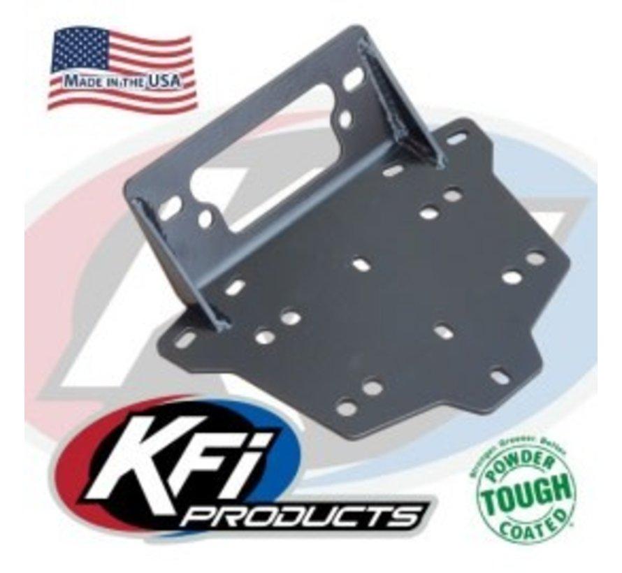 KFI - Winch Mounting Plate - CanAm Maverick (101055)
