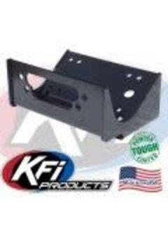 KFI Winch Winch Mounting Plate - Kawasaki Teryx (100935)