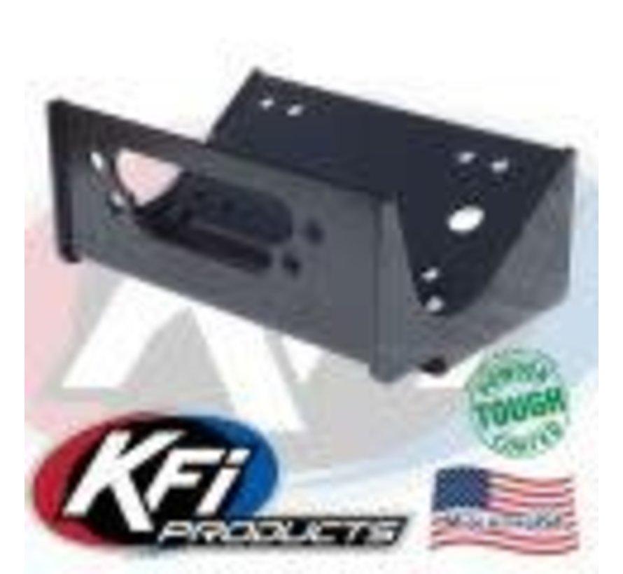 KFI - Winch Mounting Plate - Kawasaki Teryx (100935)