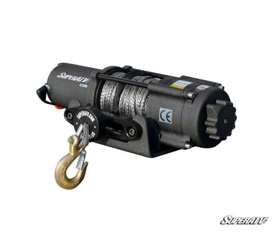 SATV - 4500 LBS Winch -  Synthetic Rope