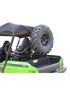 DragonFire Racing DFR - ReadyForce Spare Tire Carrier for Teryx 4