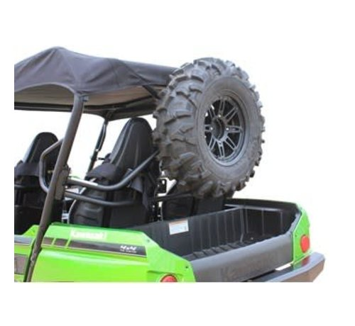 DragonFire Racing DFR - ReadyForce Spare Tire Carrier for Teryx 4