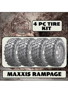 Maxxis RAMPAGE 30x10-14  - 8 Ply (4 Tires - Shipped)