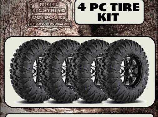 EFX MotoClaw 27x10-14R (4 Tires - Shipped)