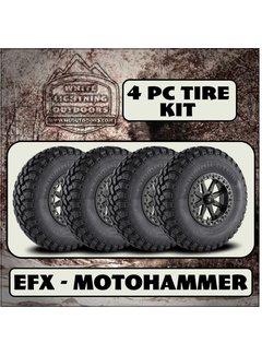 EFX Moto-Hammer 28x10x14R (4 Tires - Shipped)
