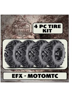 EFX Moto-MTC 30x10x14R (4 Tire Set - Shipped)
