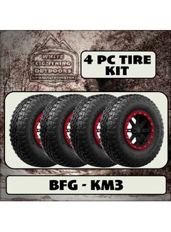 BF Goodrich KM3 30x10x15 (4 Tire Kit - Shipped)