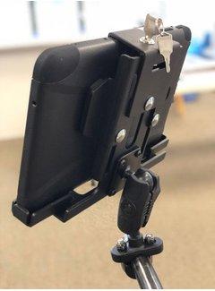 Lifetime Trail Maps UTV Tablet Mounting System -  RZR Square Grab Bar Clamp