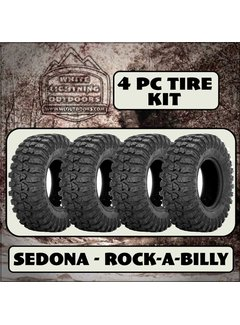 Sedona Rock-A-Billy  28x10Rx14 (4 Tires - Shipped)